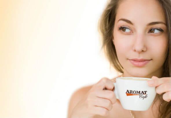 кофе Aromat Cafe