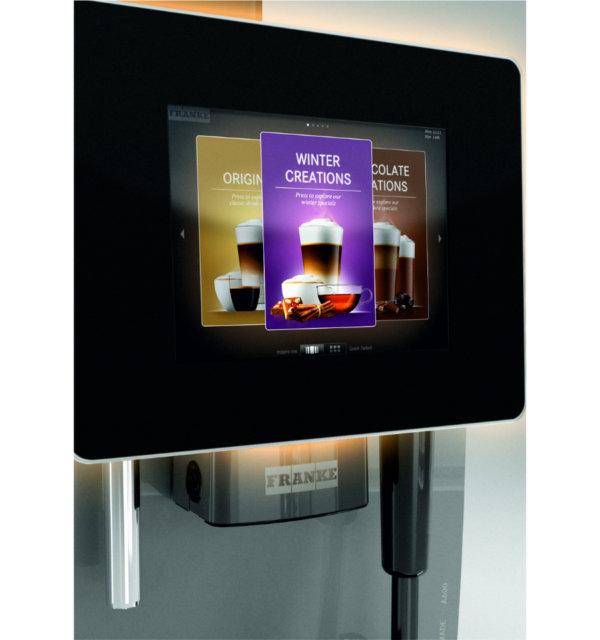 суперавтоматическая кофемашина Franke A600