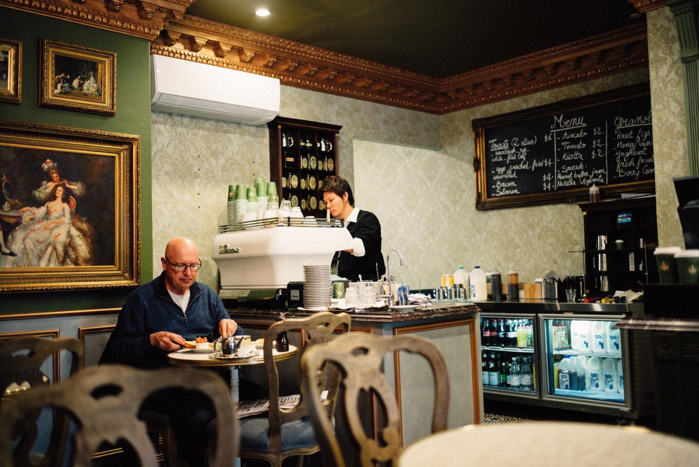 профессиональная традиционная кофемашина LA MARZOCCO LINEA FB80