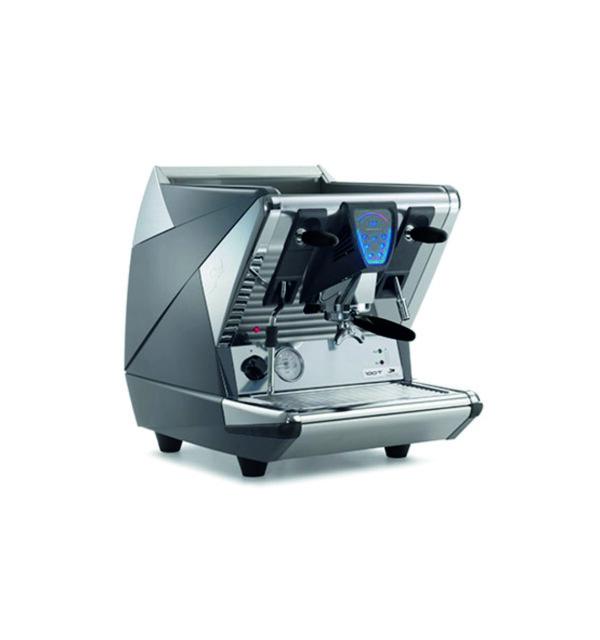 профессиональная традиционная кофемашина La San Marco SERIES NEW 100 TOUCH