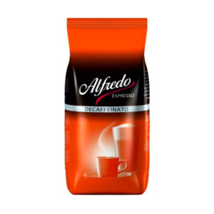 кофе Darboven Alfredo Espresso Decaffeinato