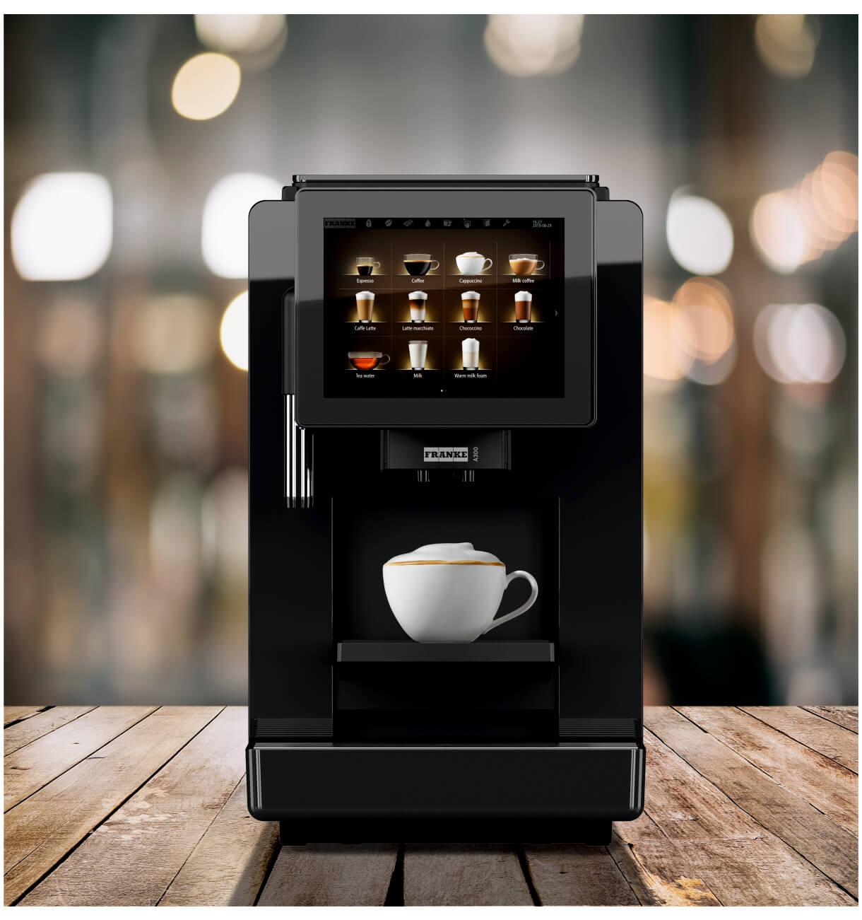 Franke A300 автоматическая кофемашина
