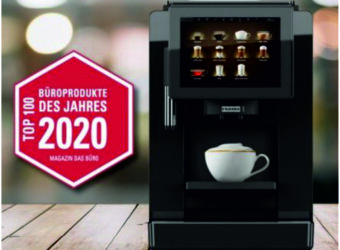 суперавтоматическая кофемашина Franke A300 для офиса