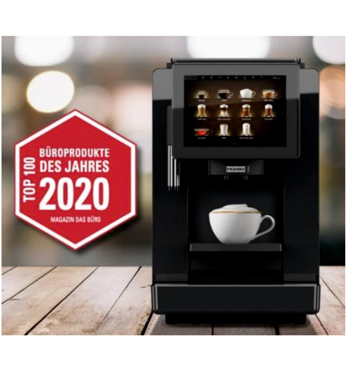 Franke A300 кофемашина для офиса
