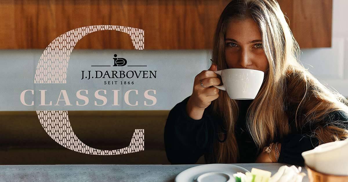 кофе J.J. Darboven CLASSICS