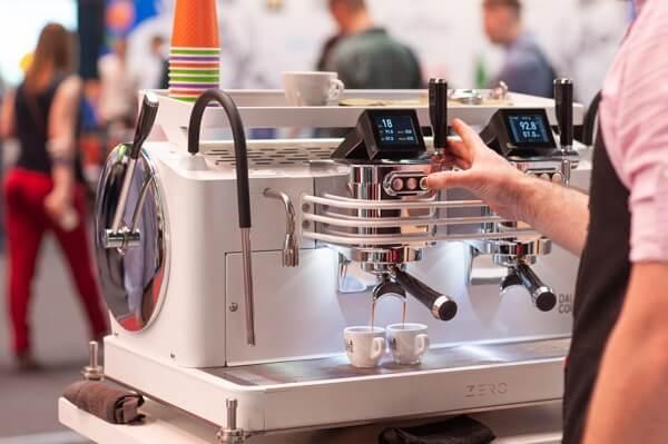 профессиональная традиционная кофемашина Dalla Corte Zero